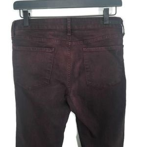 Articles Of Society Jeans - Articles of Society Mya Deep Red Skinny Jeans